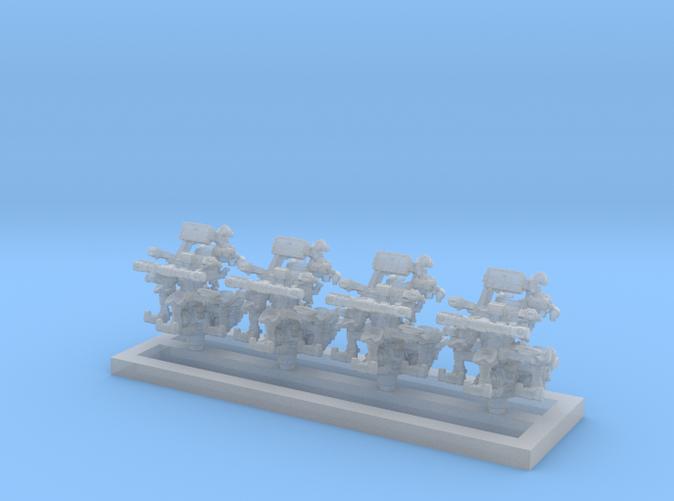 1/350 MKIV POM POM Directors No Type 282 x4