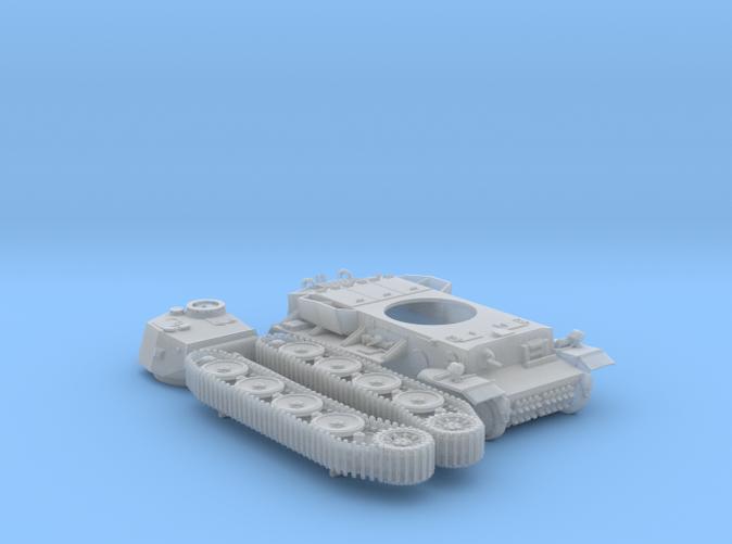 1/87 (HO) Pz.Kpfw VI VK36.01 (H) Gerät 725 Tank x1