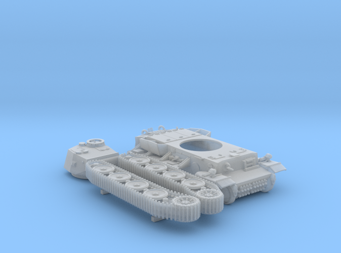 1/160 (N) Pz.Kpfw VI VK36.01 (H) 10.5cm L/28 Tank