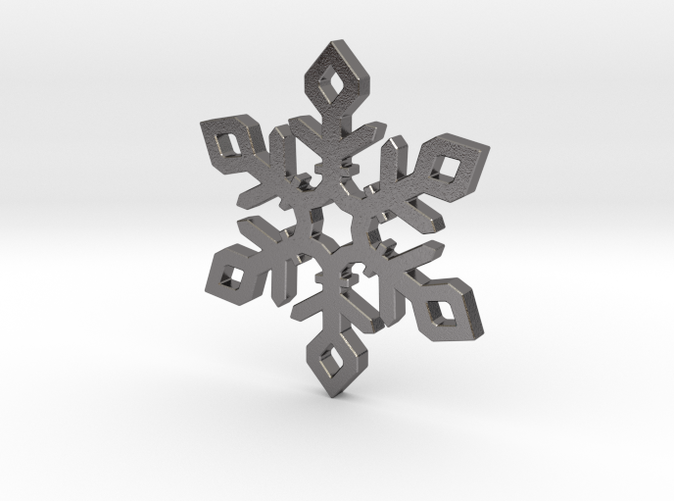 Snow Flake steel