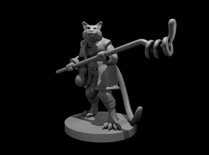 Tubby Tabaxi Male Monk Luyf5rdw8 By Mz4250 Will and brian are opening up volo's guide to monsters to discuss the highly requested topic of the tabaxi. tubby tabaxi male monk