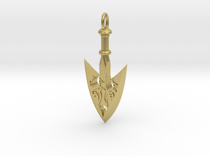Jojo Arrow Pendant Vr7ufjejd By Sampo 1990 Stands are abilities featured in the manga and anime series, jojo's bizarre adventure. jojo arrow pendant