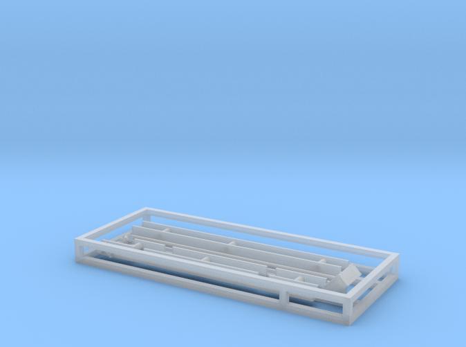 N Scale Intermountain SD40-2 Underbody Frame Kit