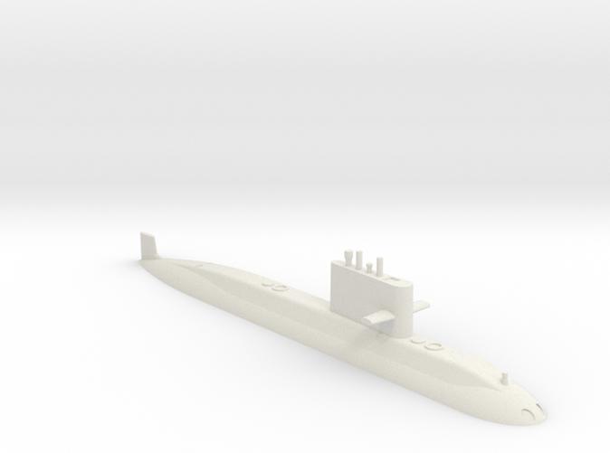 1/700 Type 039A Class Submarine (Waterline)