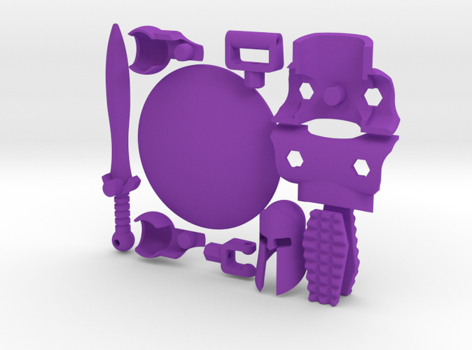 Spartan Accessory Kit for ModiBot