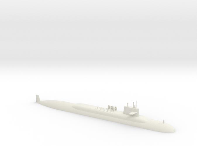 1/700 Lafayette Class Submarine (Waterline)