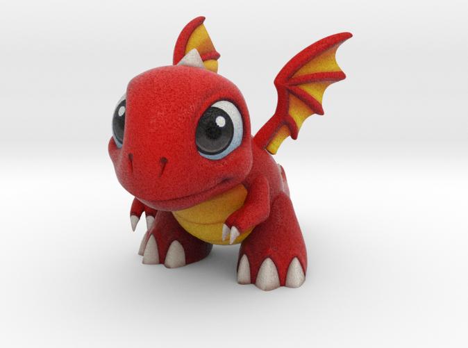 Dragonvale Baby Fire Dragon Dllj7cnxq By Enix04