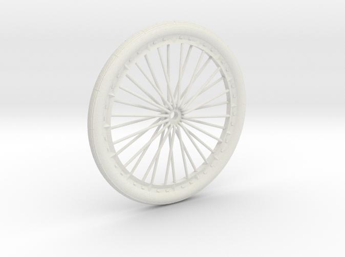 bicycle wheel miniature
