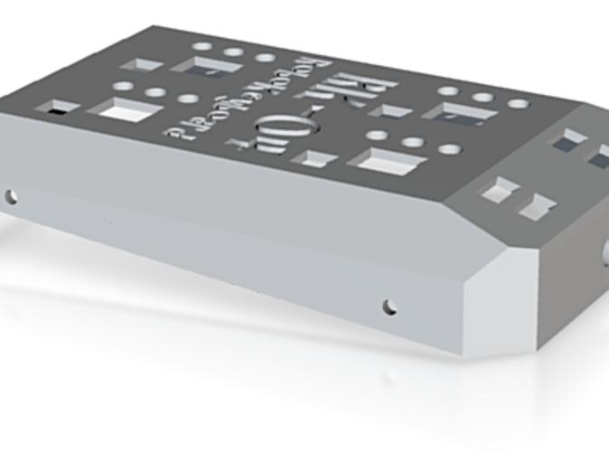 3D Printable RoboKeyboard
