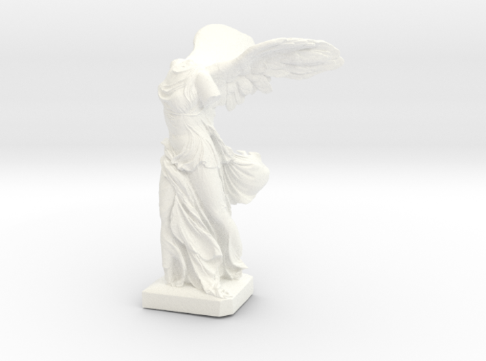 Nike - Winged Victory of Samothrace (c. 190 BC) 3d printed
