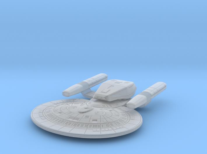 SF Torpedo Frigate 1:5000 3d printed