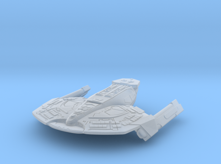 SF Light Frigate 1:7000 3d printed