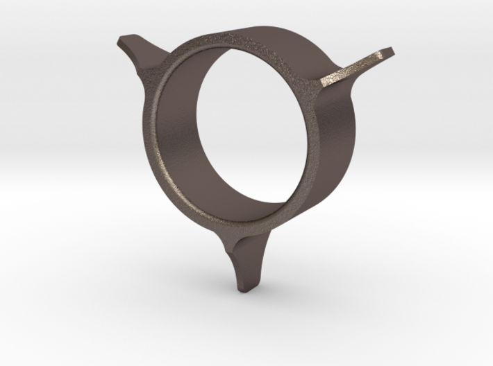 (12) Safety Speed Stocker Ring size 12 3d printed