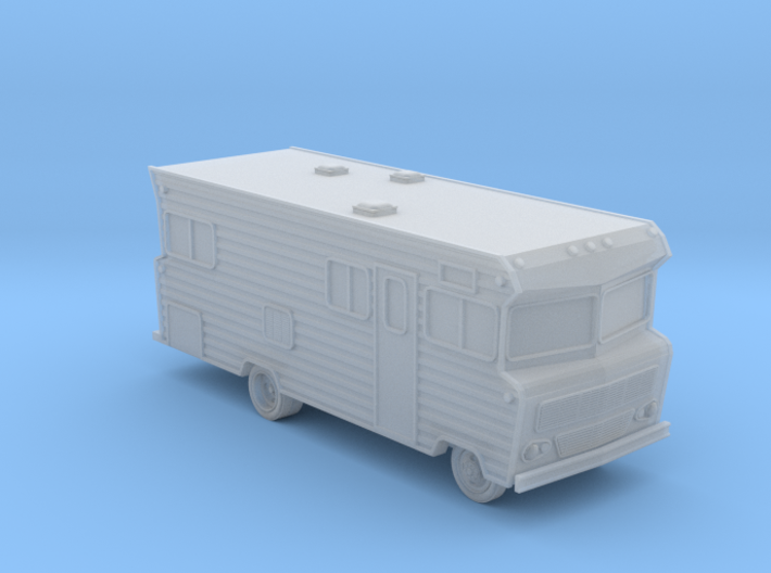 N-scale Winnebago D-22 Indian 3d printed