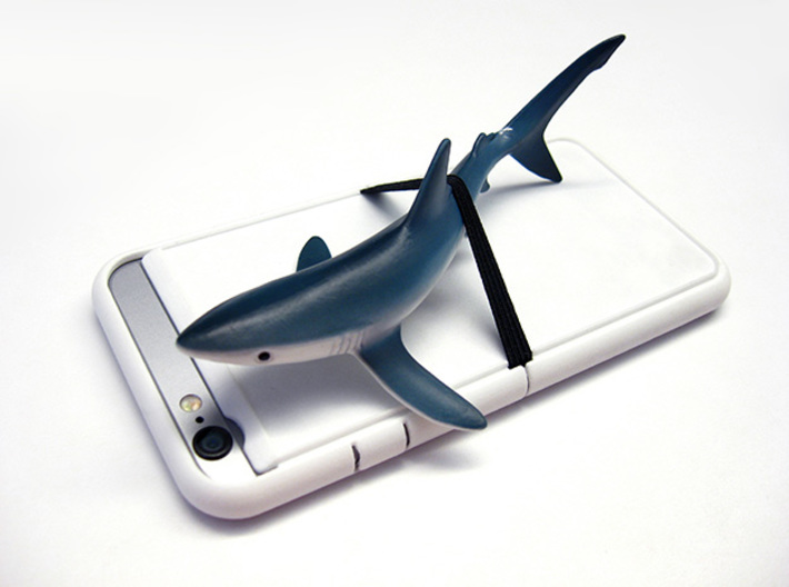 Cariband case for iPhone 6 3d printed Cariband holds 1,001 things. #3. shark (shark not included with order)