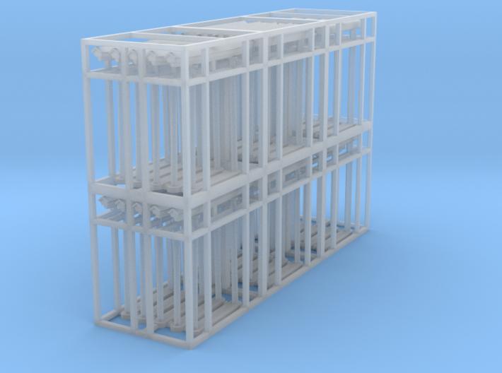 Torii all versions, medium bulk set 3d printed