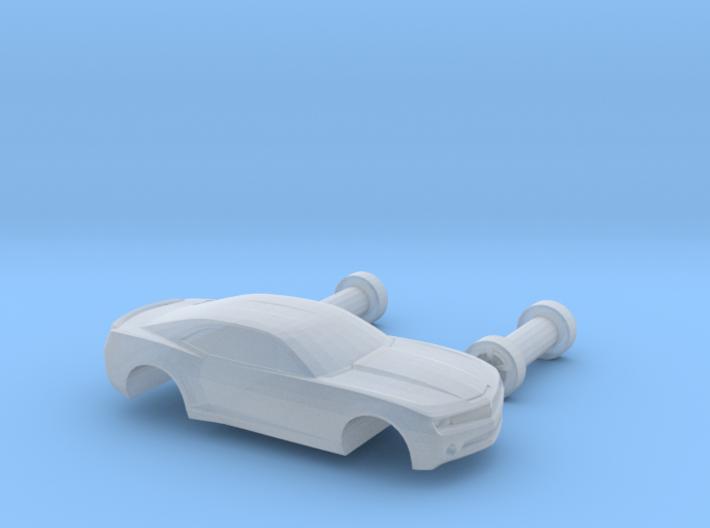 Camaro 1:160 3d printed