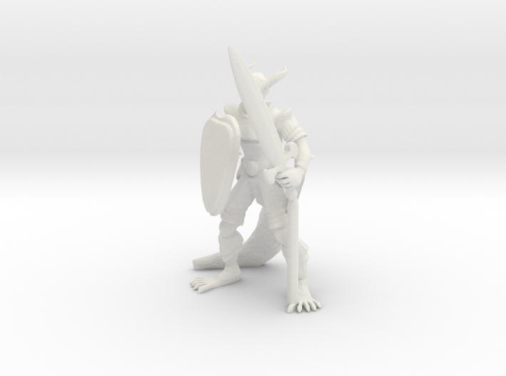 Legion Devil 3d printed