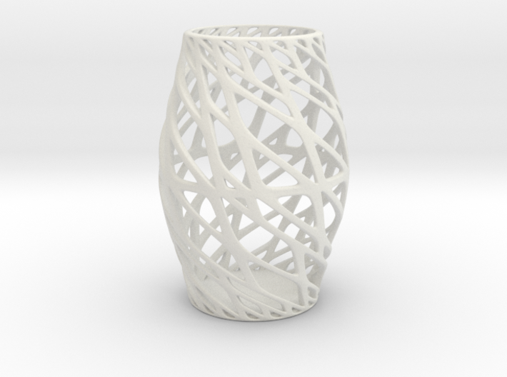 Art Vase 3 160mm 3d printed