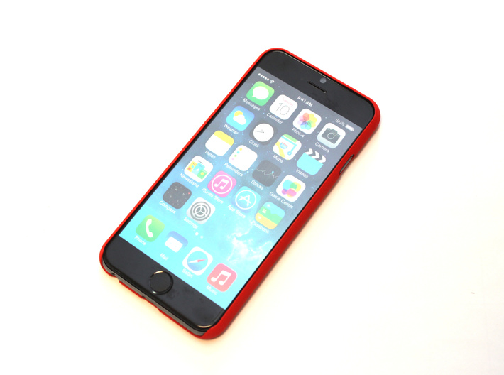 Chinese lucky mark 福 iPhone6 case 3d printed
