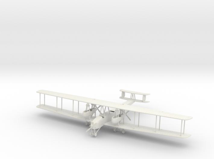 1:200 Zeppelin-Staaken R.IV 3d printed