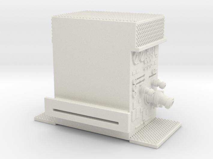 Philadelphia City Pumper pump section 1/64 3d printed