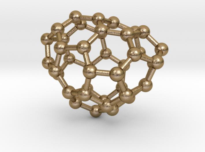 0231 Fullerene C42-10 c1 3d printed