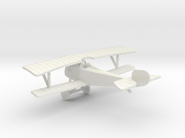 Nieuport 16 (Synchronized) 3d printed 1:144 Nieuport 16