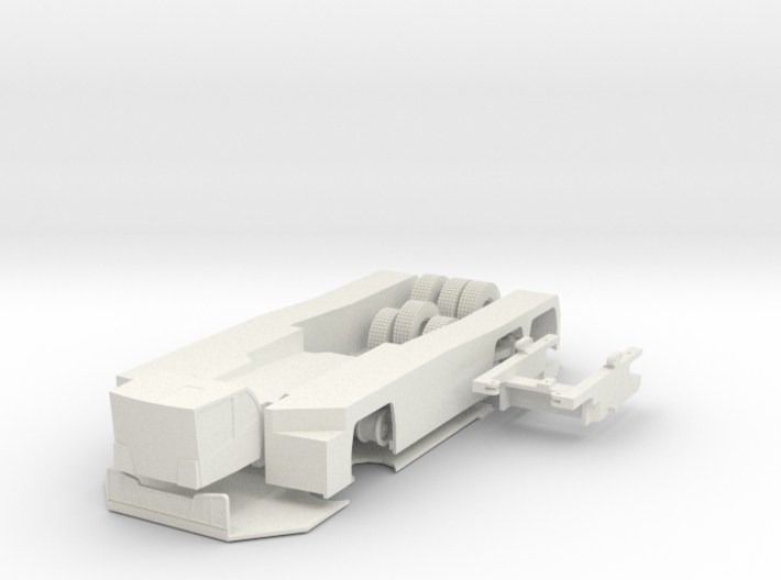 AST-1X 6X6 Version 2 1:87 3d printed