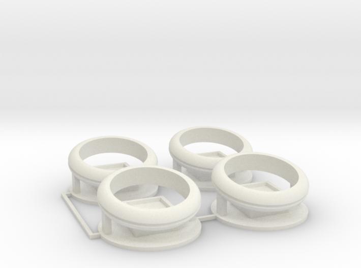 Orbitals 3d printed