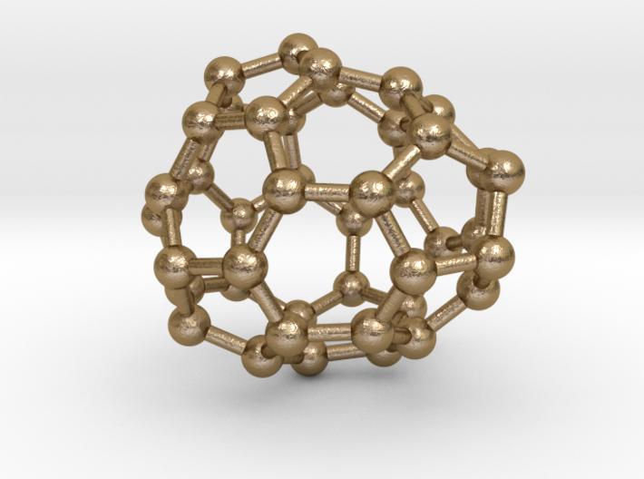 0235 Fullerene C42-14 c1 3d printed