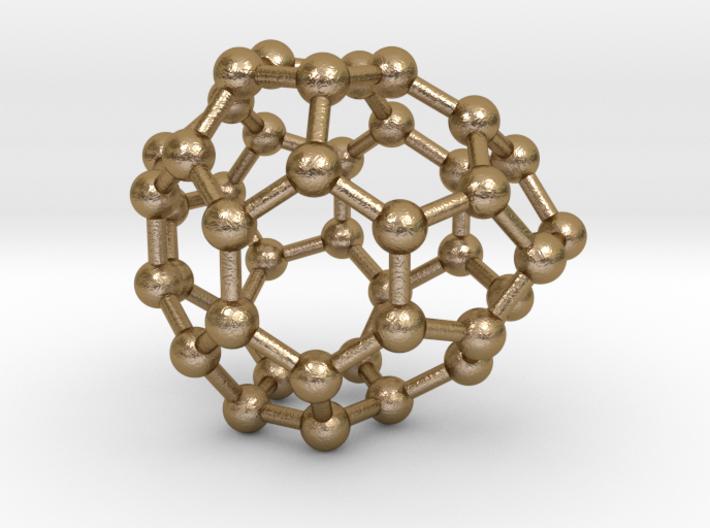 0237 Fullerene C42-16 c2v 3d printed
