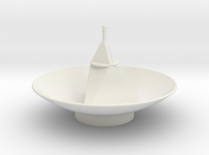 New Horizon's Antenna 3d printed