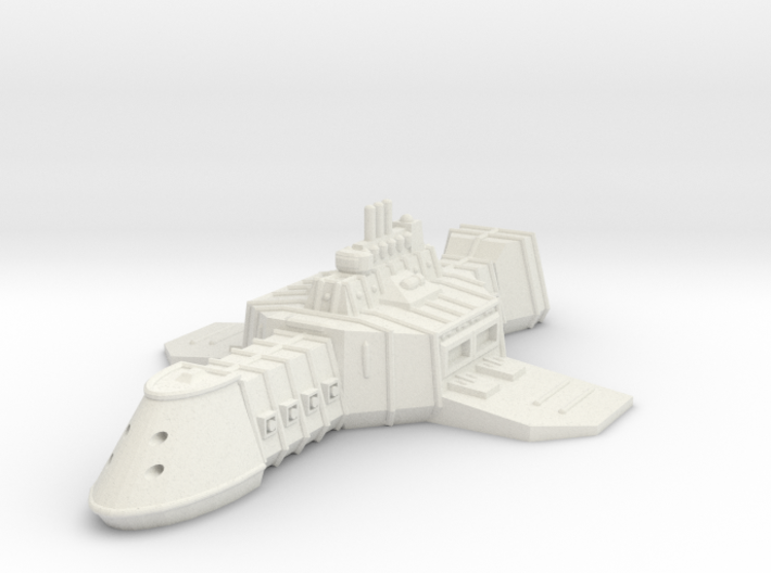 ZD301 Thullzûd Light Carrier 3d printed