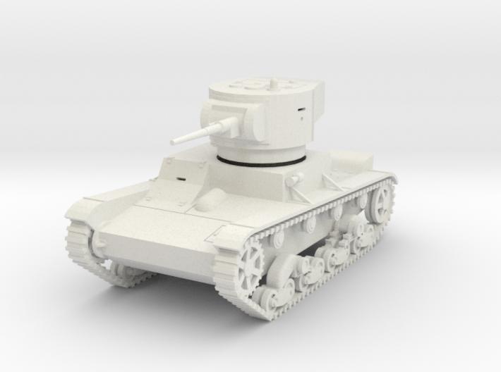 PV15A T26 Light Tank M1933 (28mm) 3d printed