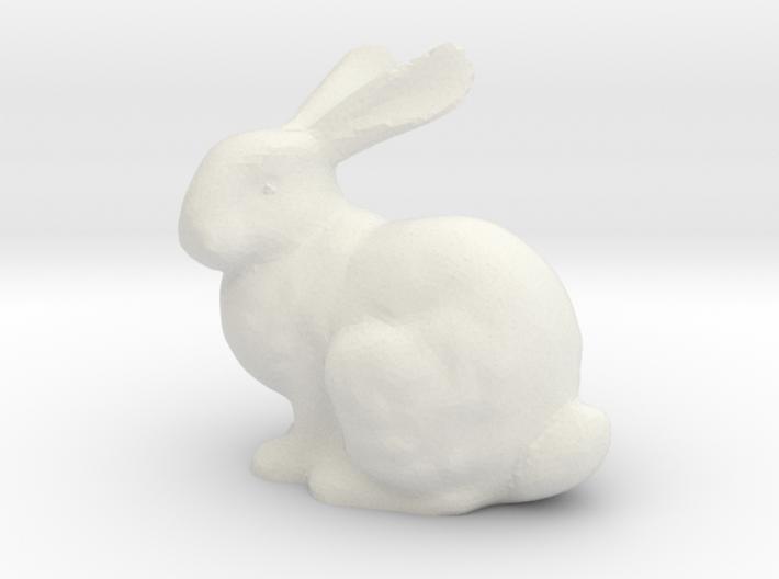 Rabbitfergsmaller 3d printed