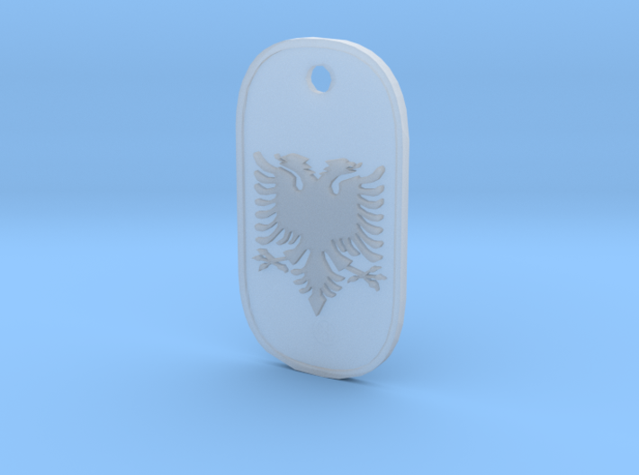 Albanian pendant zqlyuegsw by artdream albanian pendant 3d printed aloadofball Gallery