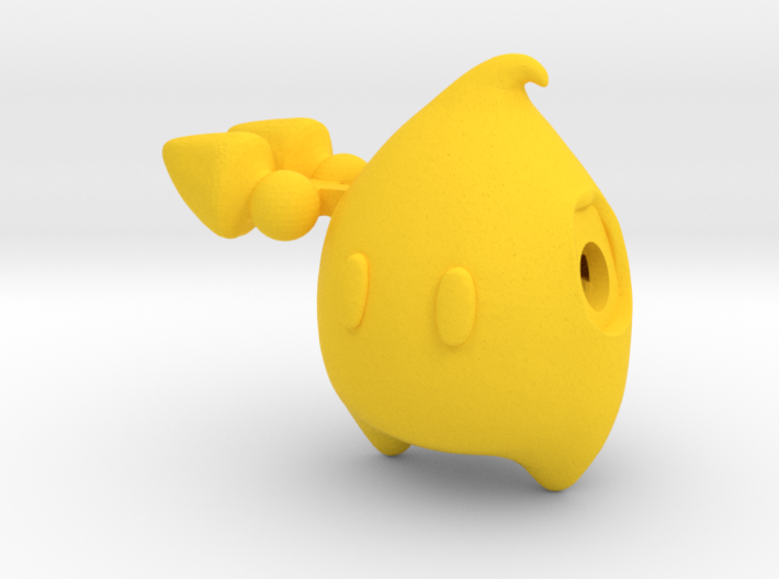 Big Poseable Luma 3d printed