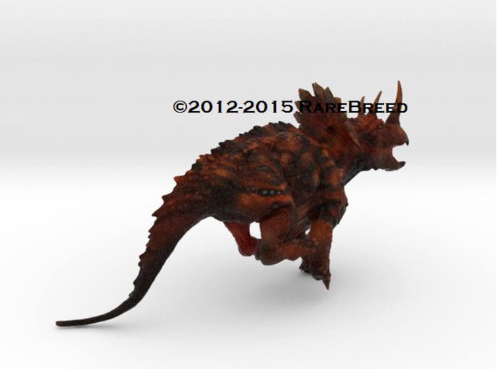 Regaliceratops 3d printed Regaliceratops colored ©2012-2015 RareBreed