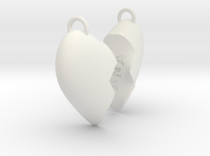 Heart (Personalize as you wish) 3d printed