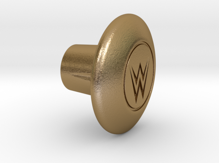 Shooter Rod Knob - Wrestling 3d printed