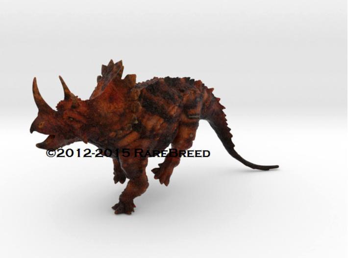 Regaliceratops 3d printed Regaliceratops in color by ©2012-2015 RareBreed