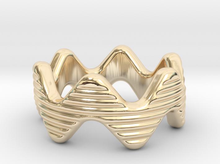 Zott Ring 20 - Italian Size 20 3d printed