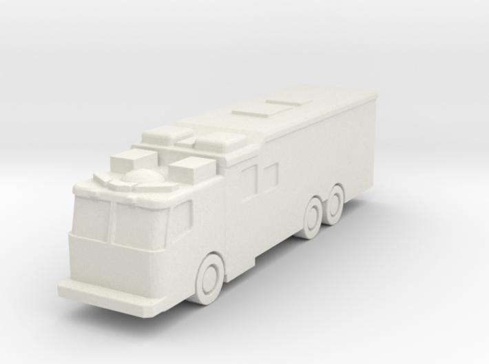 1:285 Ferrara FDNY Custom Hazmat Rig 3d printed