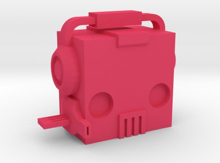 Machine Gun Pinky 3d printed