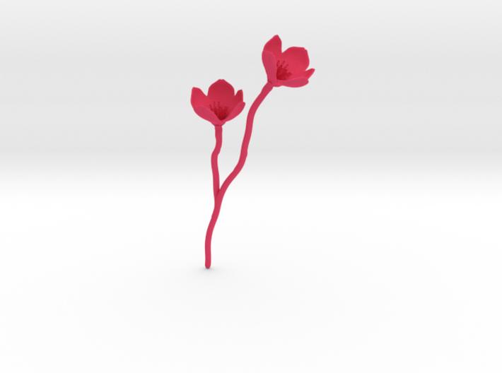 Cherry Blossom 3d printed