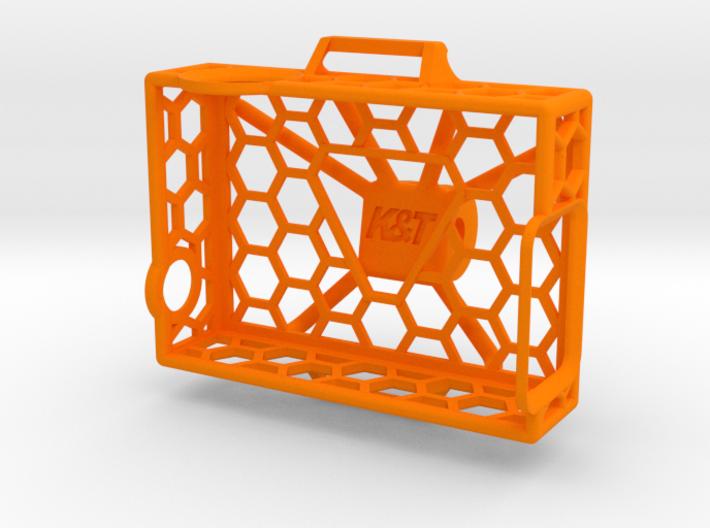 GoPro Spider Frame 3d printed