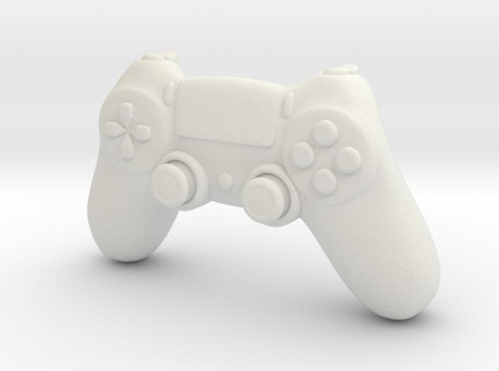 BJD DOLL: PS4 Controller 1/6 yosd size 3d printed