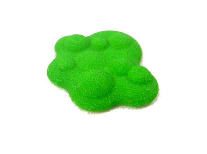 Chemical Spill Token No Base, Set of 5 Toxic 3d printed