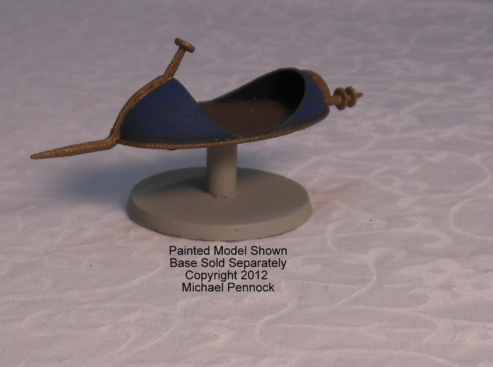 PV13 Barsoom Personal Flyer (28mm) 3d printed